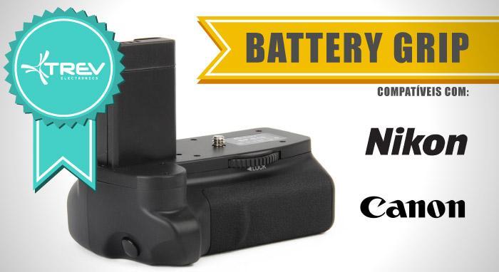 trev battery grip canon nikon